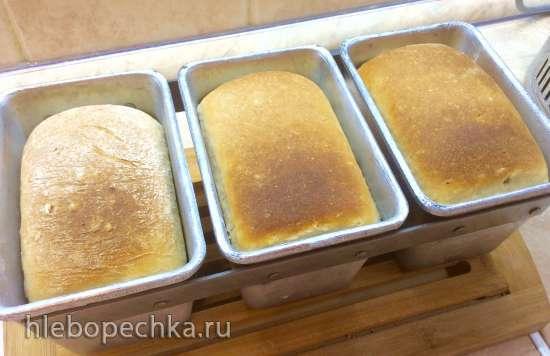 """Хлеб пшеничный с мюсли """"Будь Здоров"""" (минипечь Steba KB28ECO)"""