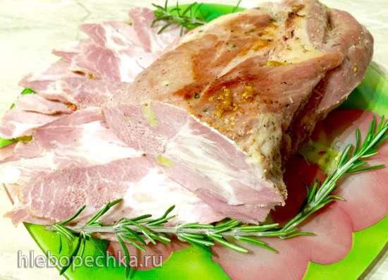 Шейка свиная по технологии Sous-Vide (Steba SV2)