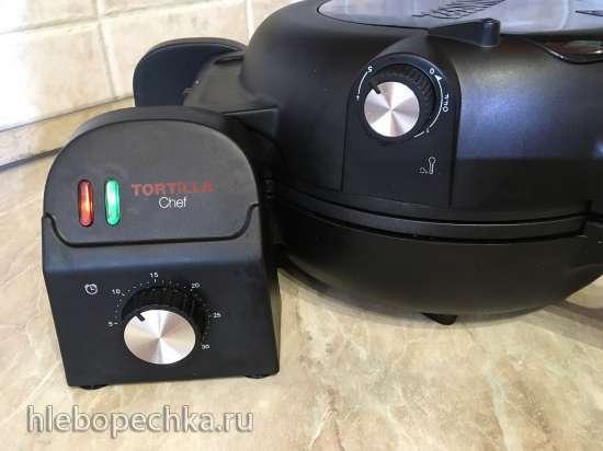 Минипицца Маргарита (Tortilla Chef 118000 Princess)