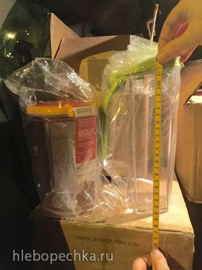 Вакуумные упаковщики, контейнеры, овощерезки, терки Status (CП, Россия)