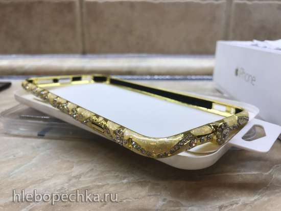 Продам Ipone 6 plus 64 gb белый золото