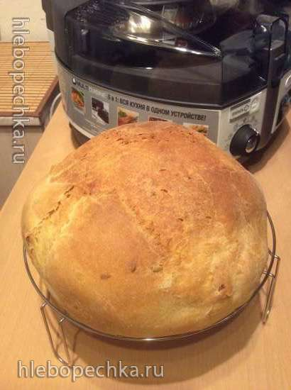 Хлеб пшеничный с манкой Т (мультипечь DeLonghi FH1394/ТМ31)
