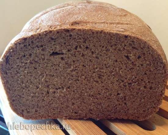 """Хлеб черный """"Просто и вкусно"""""""