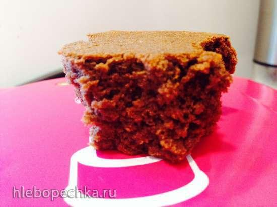 Немецкий шоколадный кекс (Тортикоделка Princess 132410)