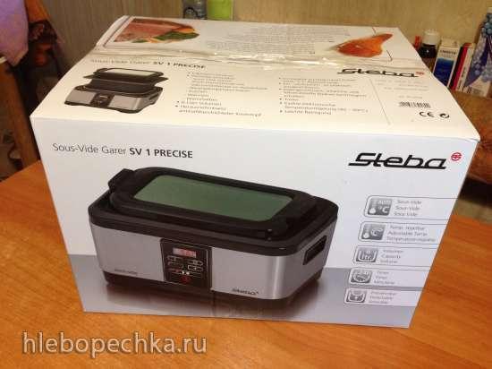 Cу Вид Steba SV1, SV2,SV200, SV100 PRO/SV50 - SousVide, приготовление в вакууме