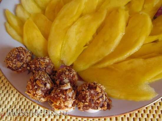 Корзиночки с манго (Mango Tarts)