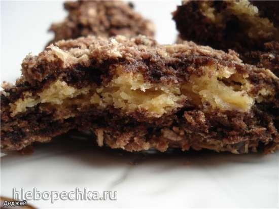 Печенье «Трюфель» на вареных желтках
