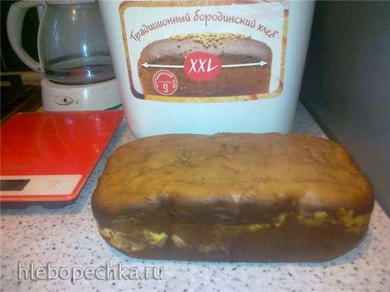 Кекс творожный в хлебопечке