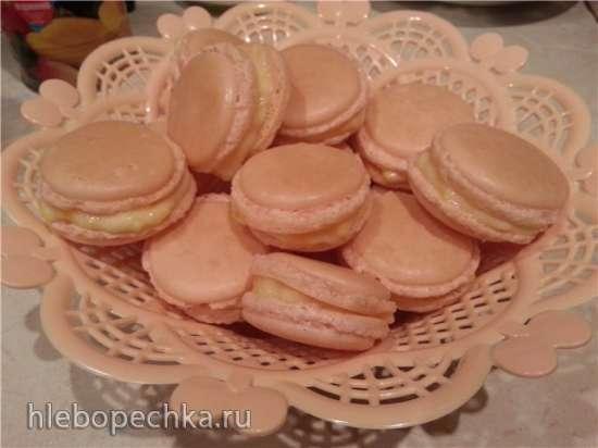 Макаронс по рецепту Alain Ducasse