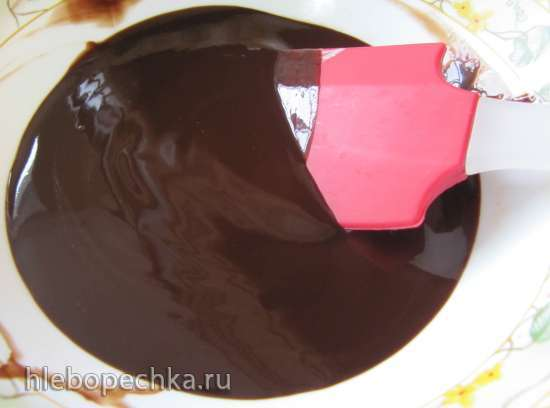 Брауни-чизкейк с печеньем Oreo Черно-белый
