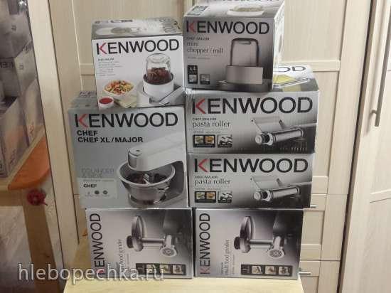 Продам новую насадку мясорубка для км Kenwood AT950A