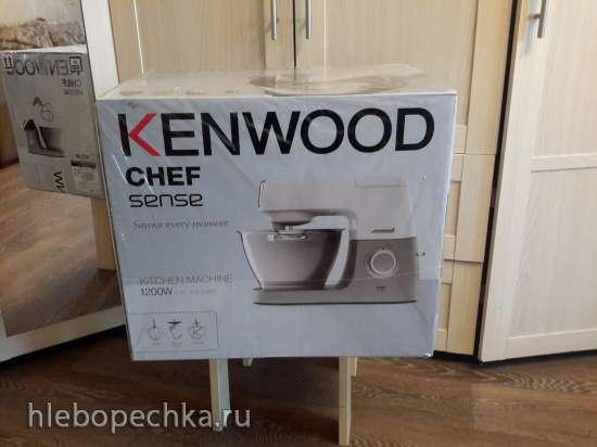 Продаю: Кухонная машина Kenwood KVC 5100T Chef Sense новая