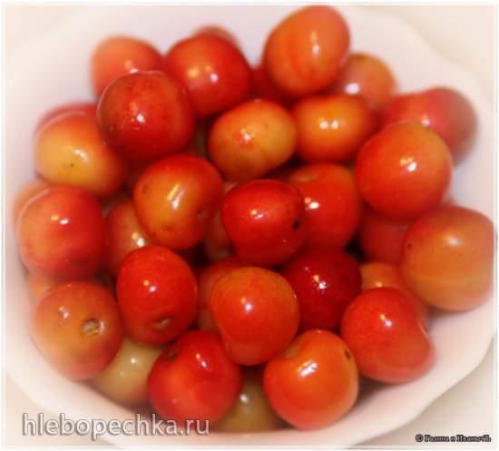 Черешневовишневый салат
