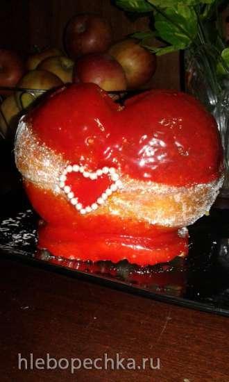 Кейк на взбитых сливках
