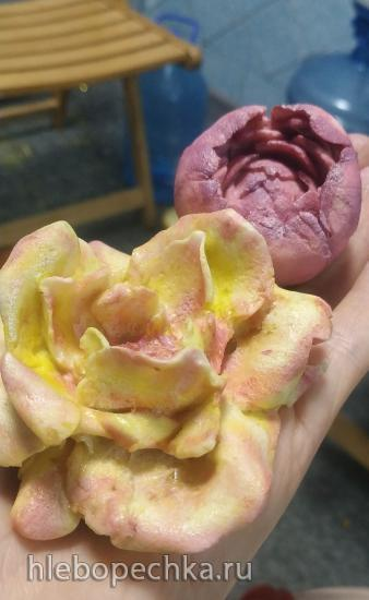 Зефир (а-ля) домашний из свежих или замороженных фруктов и овощей (утилизация замороженных продуктов)