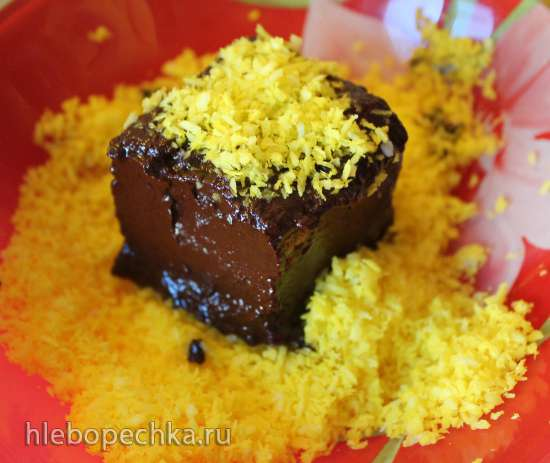 Ламингтон (Lamington) — австралийский десерт