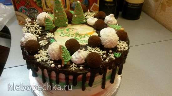 Мой личный торт к праздничному столу