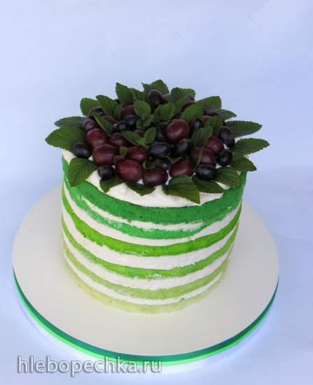 Изысканные торты (Naked cake)