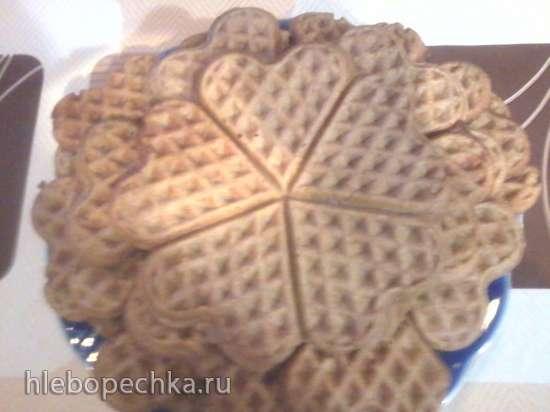 Печеночные вафли
