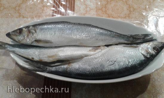Салат из филе соленой сельди (по особому рецепту)