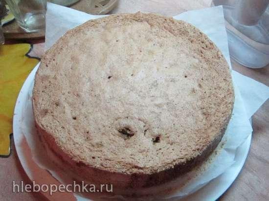 Торт Шоколадная гора