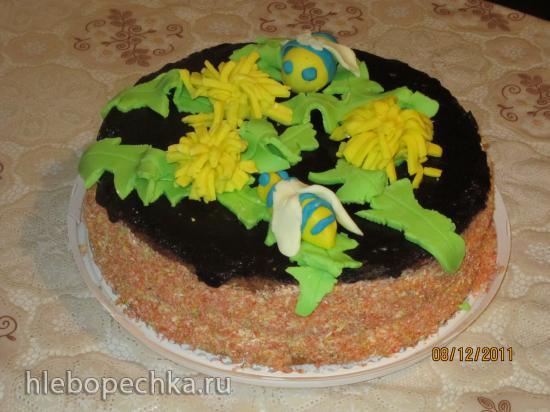 Торт Кот Кусмак
