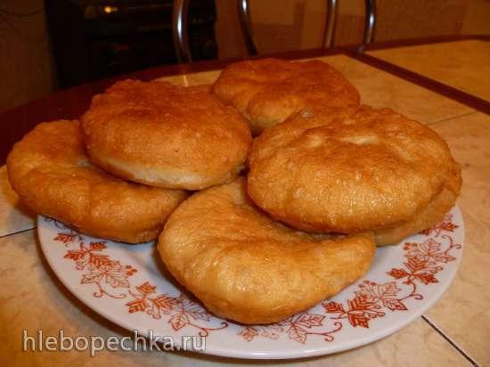 Пирожки жареные супербыстрые
