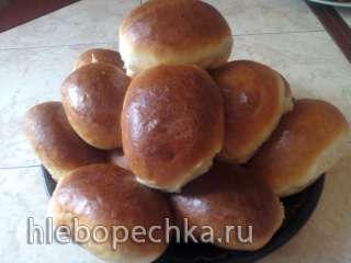 Тесто дрожжевое сдобное для пирожков