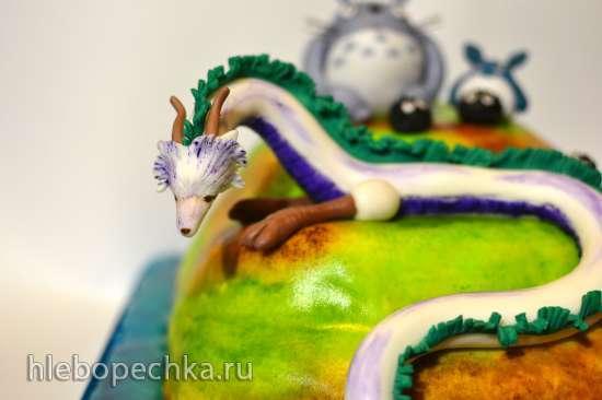 Черепашка (галерея тортов)
