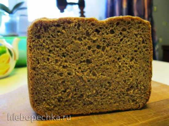 Диетический ржаной хлеб
