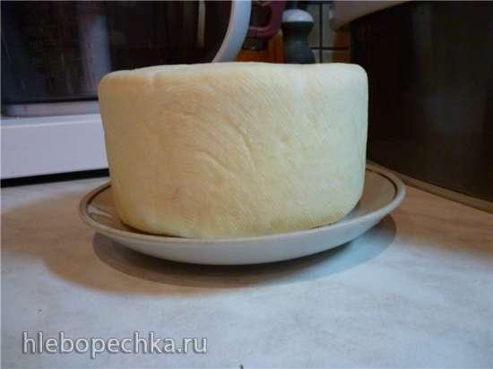 Эксперименты делания сыра с закваской Мейто. И про Брюнуст