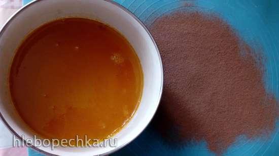 Облепиховый мармелад в какао