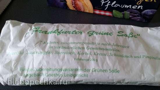 Франкфуртский зеленый соус (Gruene Sаuse)