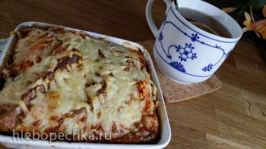Pikanter Ofenschlupfer свежий завтрак