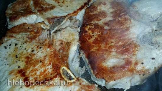Bierbratl - мясо в пиве,  или Маленькое путешествие в Баварию (1)