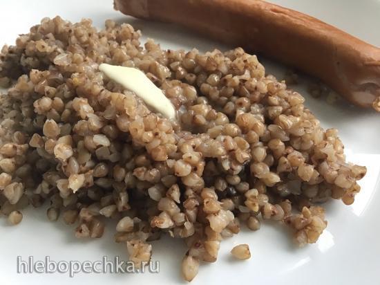 Просто гречка, сваренная в отдельной миске в Ninja® Foodi® 6.5-qt.