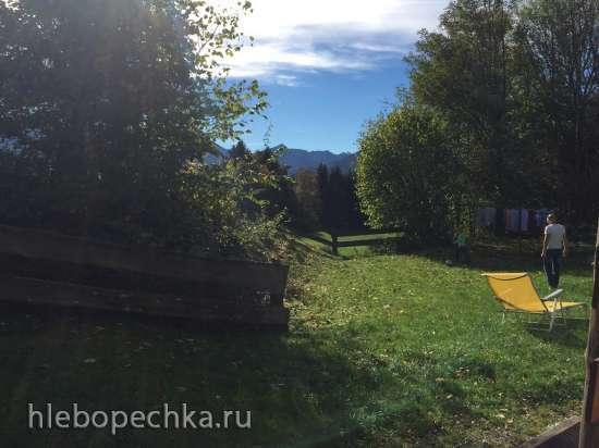 Ветчина с кислой капустой Kasseler mit Sauerkraut или Маленькое путешествие в Баварию (2)