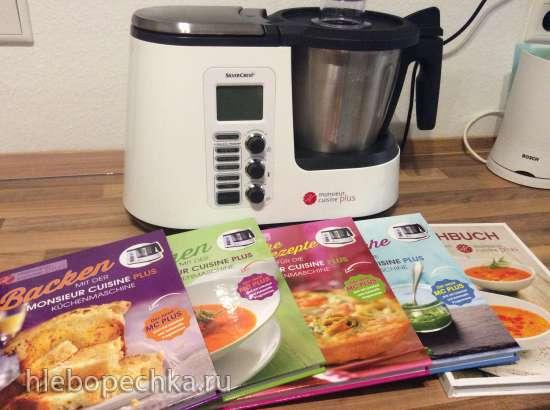 Кухонная машина Monsieur Cuisine Plus