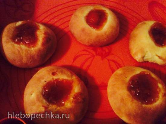 Шанежки сибирские