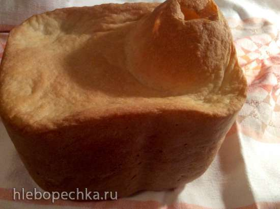 Хлеб с крупчаткой