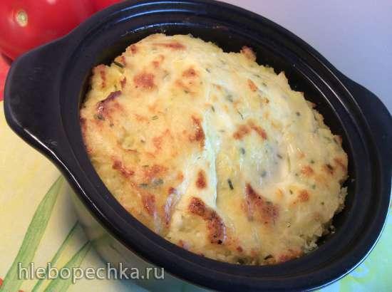 Картофельное суфле (Kartoffel Souffle)