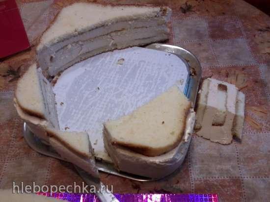 Торт Яхта (мастер-класс)