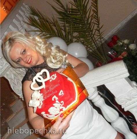 Торт на празднике
