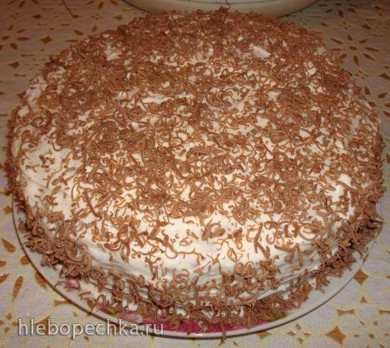 Яблочный торт в мультиварке Polaris 0508D floris и  PMC 0507d kitchen