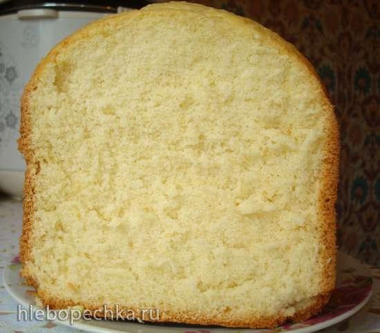 рецепты для хлебопечки midea кекс