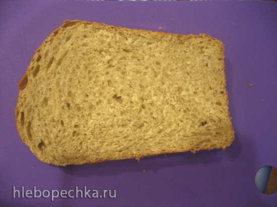 Формовой хлеб в хлебопечке DELFA-DB-104