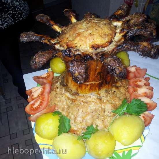 «Коронное» блюдо