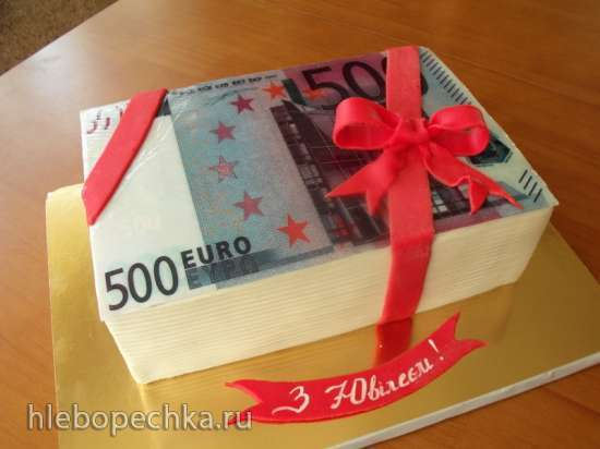 торт для банкира фото