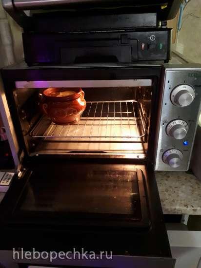 Мясное ассорти в горшочке (мини-печь Steba KB-23 eco)
