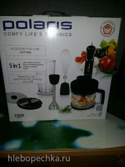 Блендер Polaris PHB 1034L CUBE